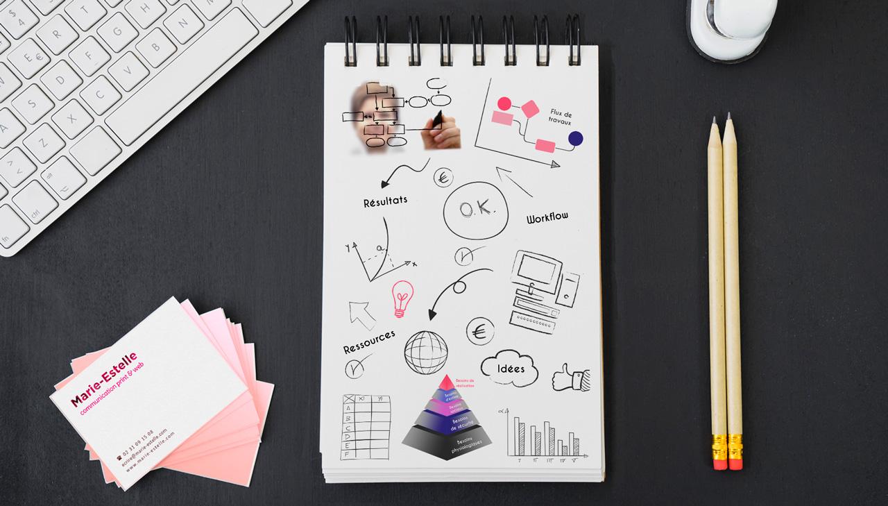 Gestion de projet print et web