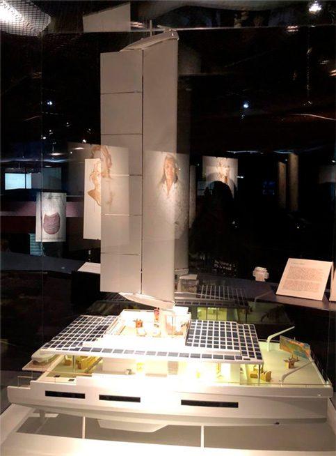 exposition, carte blanche à Titouan Lamazou au Musée du Quai Branly