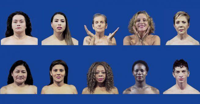 exposition Portraits de femmes