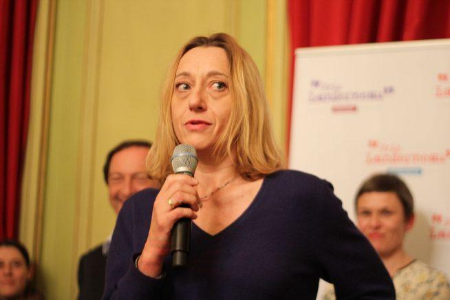 Virginie Despentes en 2015