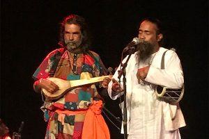 Anando Gopal en concert à la Halle